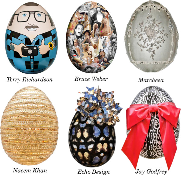 Fabergé Easter Eggs