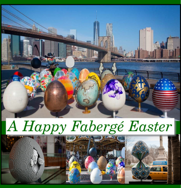 Fabergé Easter in NYC