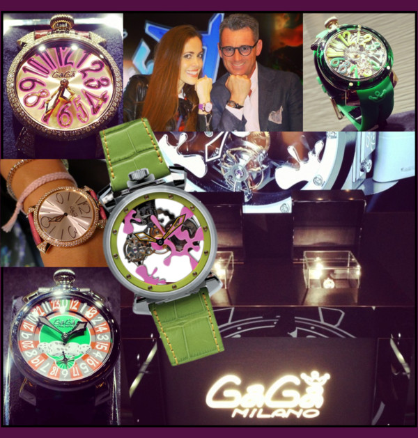 Gaga Milano Watches Cover