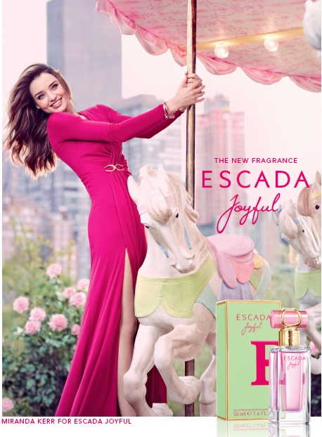 Miranda Kerr for Joyful