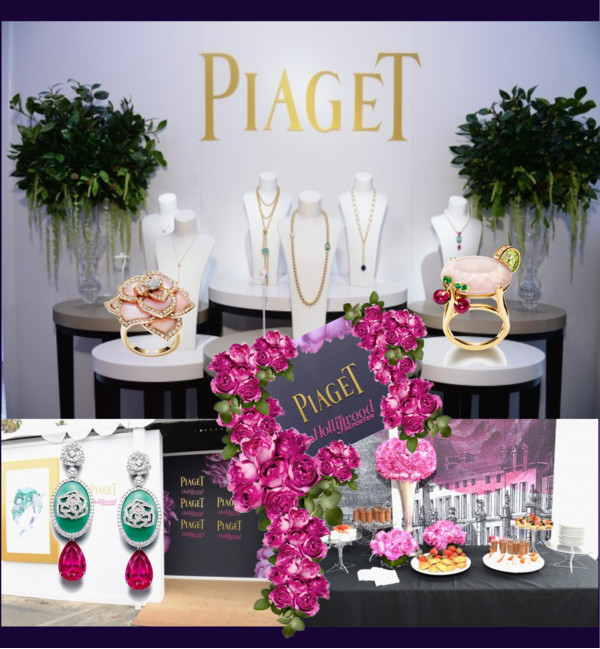 Piaget Tent Spirit Awards