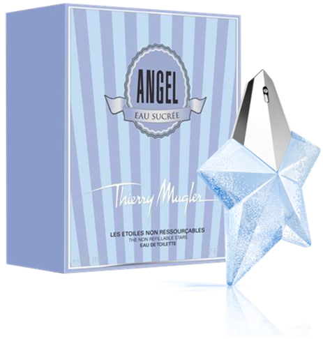 Angel Eau Sucree Package