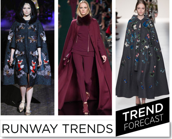 Capes FW2014-Runway Trends
