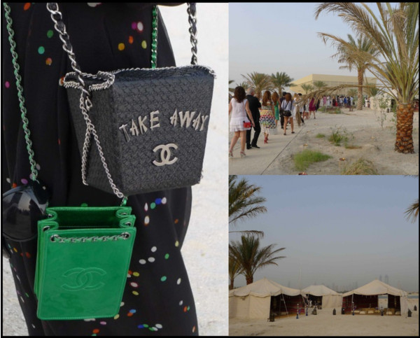 Chanel Cruise Dubai - Take Away