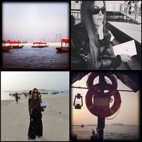 Chanel Cruise Dubai by Boat