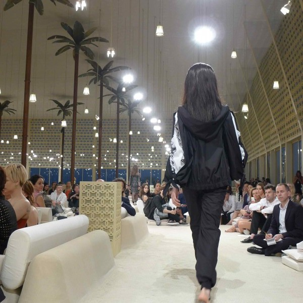 Chanel Dubai  Cruise Close 3