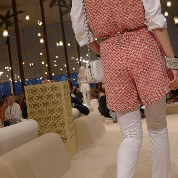 Chanel Dubai Cruise Close