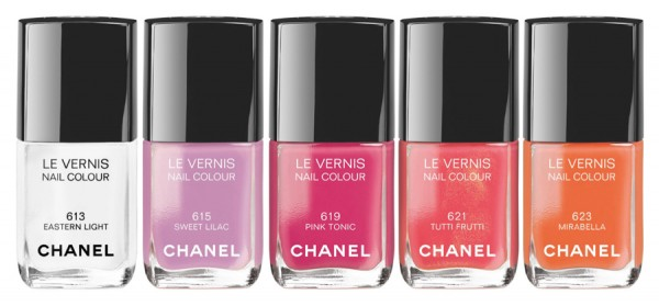 Chanel Nails SS14