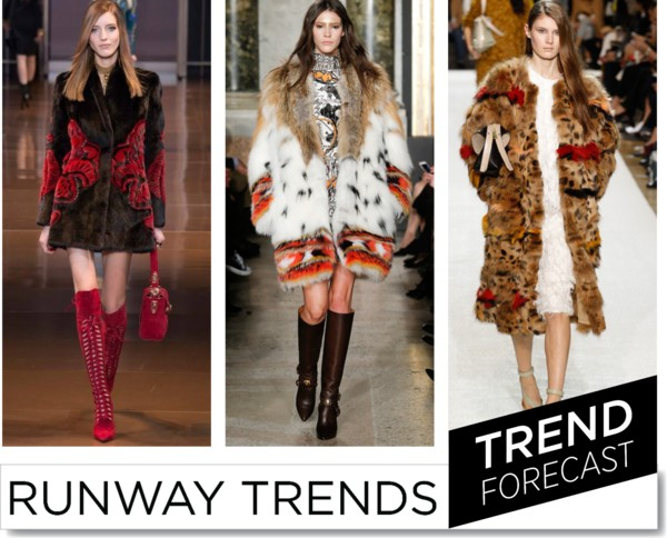 Fancy Furs Fashion Trend FW2014