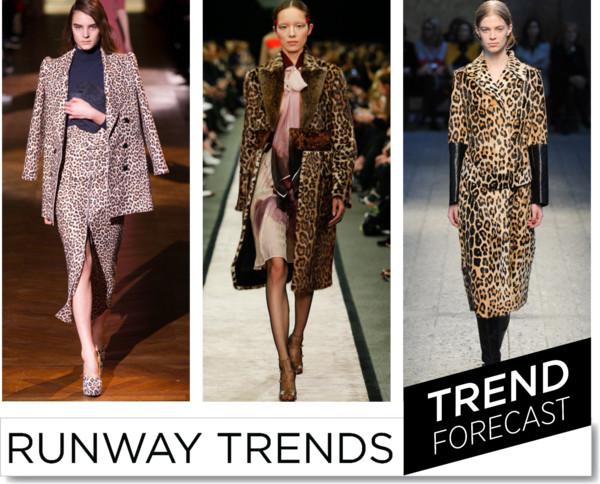 Fashion Trend FW2014 Feline