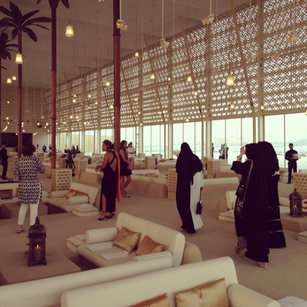 Inside Chanel Cruise Dubai 2