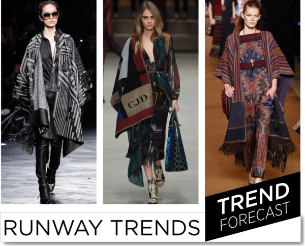 Ponchos-FW2014-Fashion Trends