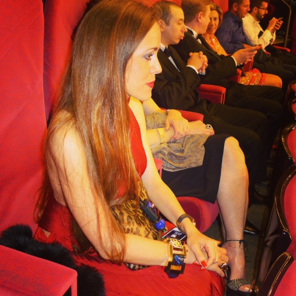 Sandra Bauknecht in Cinema Cannes Film Festival