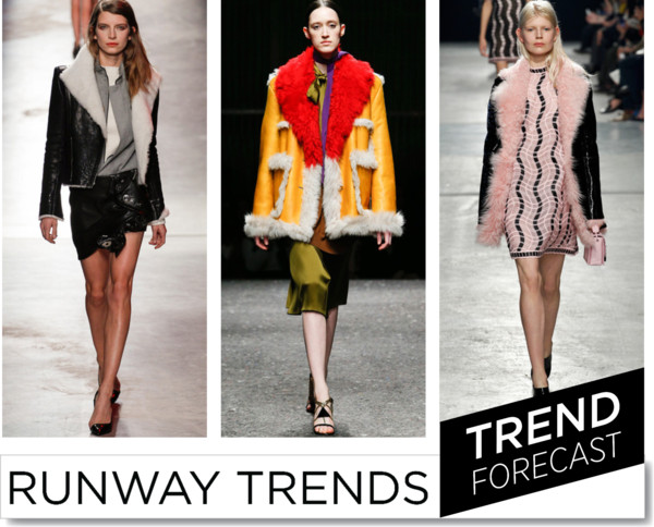Shearling FW 2014-Fashion Trend