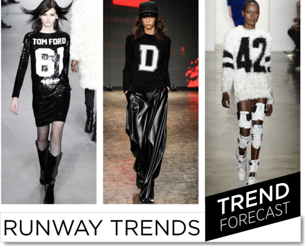Team Players FW2014 Runway Trend