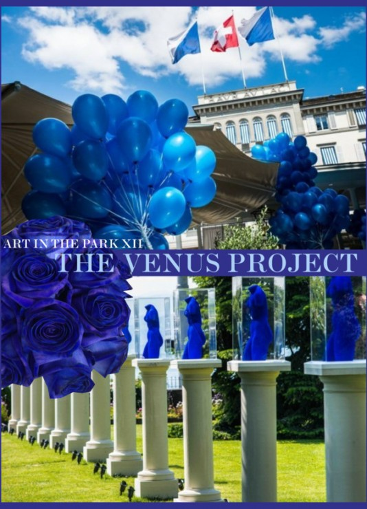 Art in the Park The Venus Project
