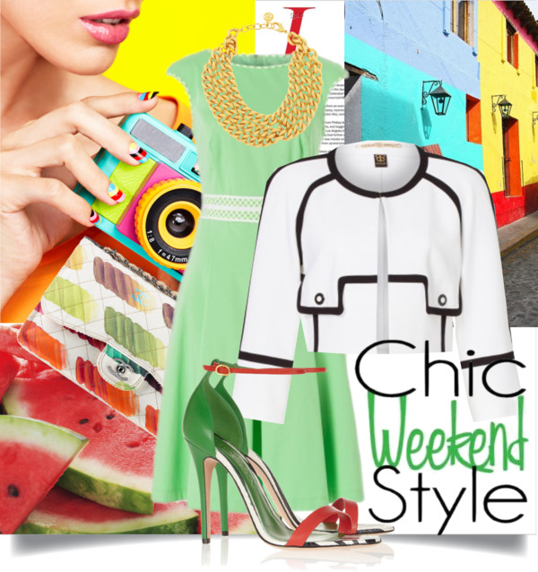Chic Weekend Style