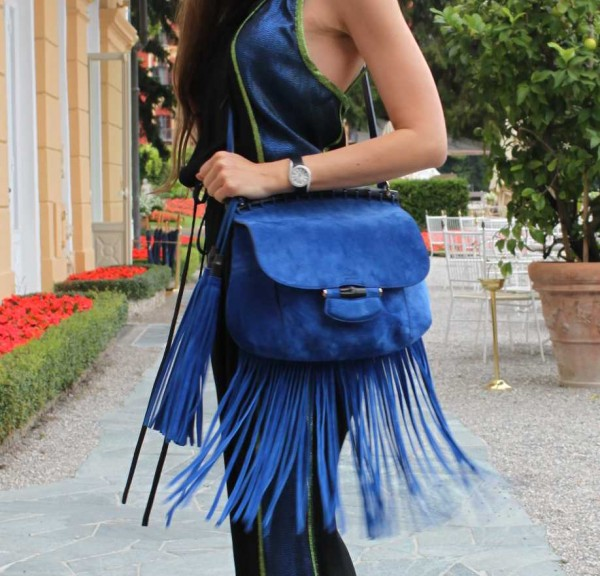 Gucci Fringed Bag6