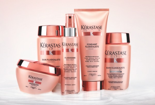 Kerastase Discipline Products