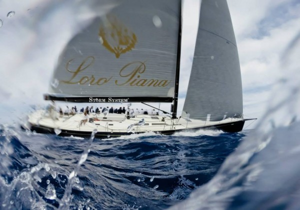 Loro Piana Superyacht Regatta 2014-My Song