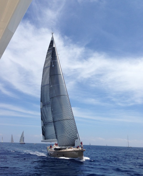 Loro Piana superyacht Regatta 2014 -11