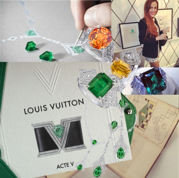 Acte V Louis Vuitton