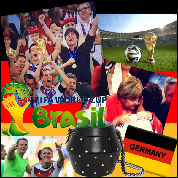 Brazil World Cup 2014-Germany Won