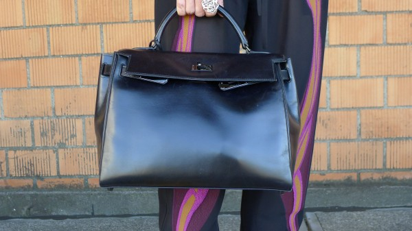 Hermès Bag so black2