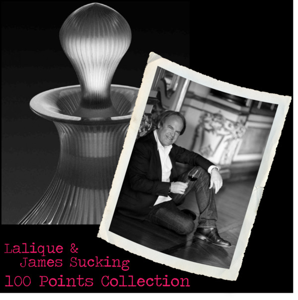 Lalique : James Sucking 100 Points Collection