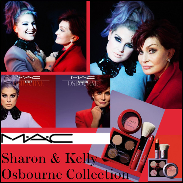 MAc - Sharon - Kelly - Osbourne