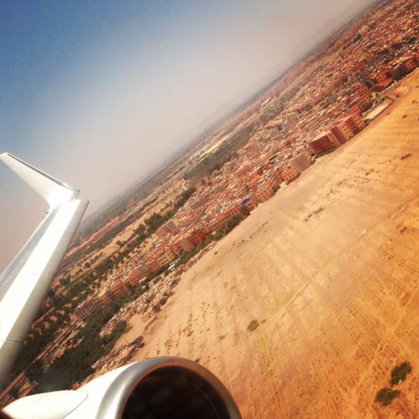 Marrakesh air