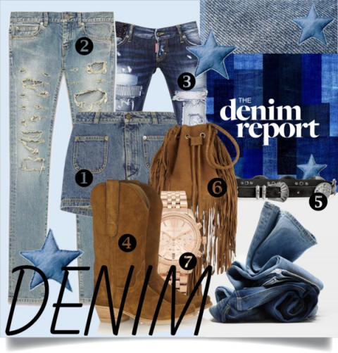 The New Denim F:W2014