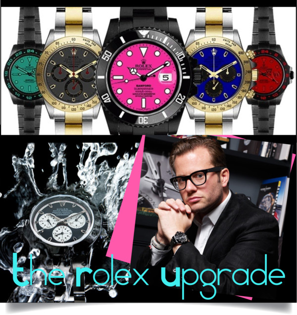 Bamford Rolex Upgrade