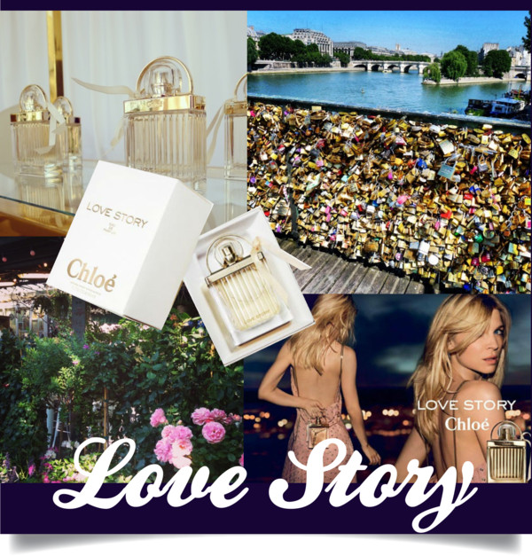 Chloé Love Story - Cover