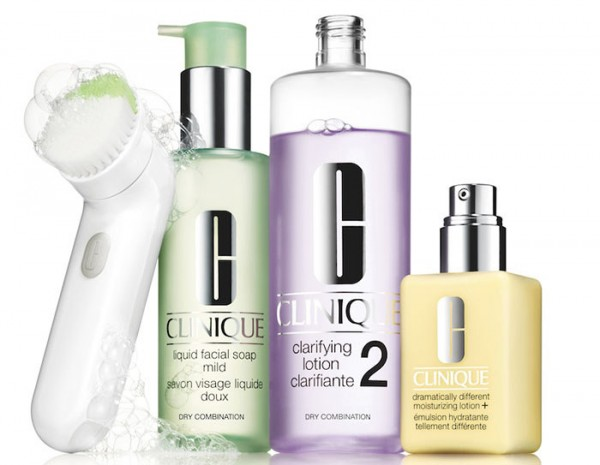 Clinique Clean your skin