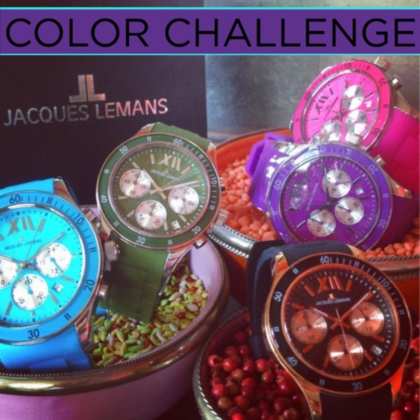 Color Challenge Jacques Leman