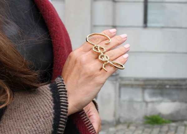 Cool Ring by Lanvin close