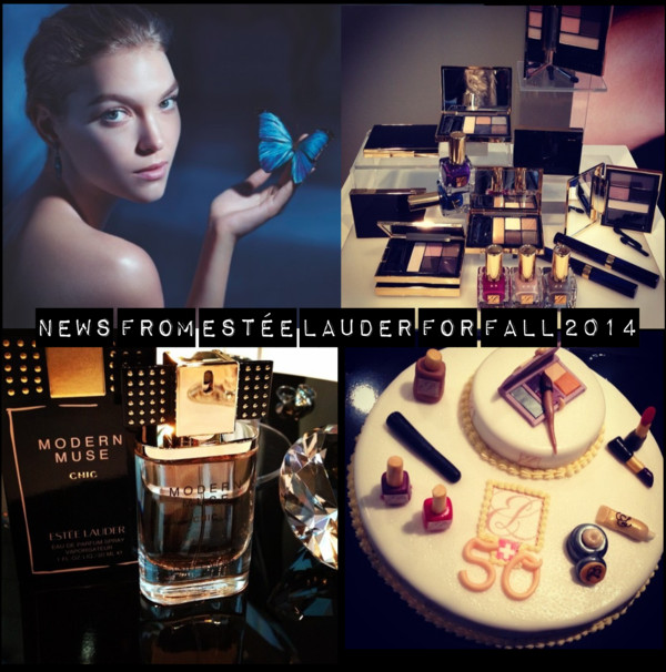 Estee Lauder News for Fall 2014