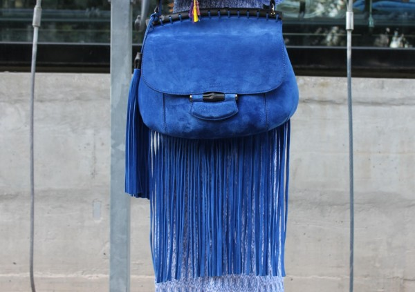 Gucci Fringed Bag