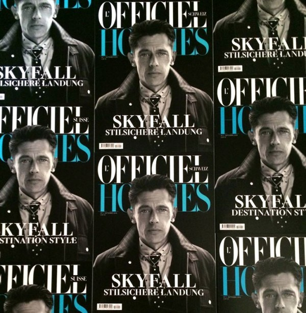 L'Officiel Hommes Switzerland