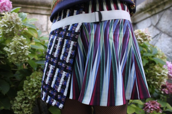 Skirt Pilotto side