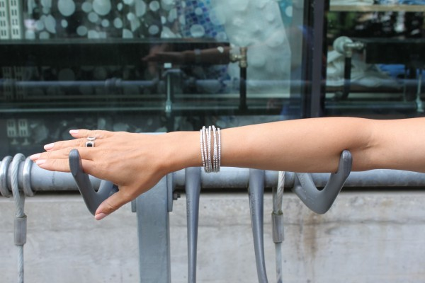 Vainard Fine Jewellery Diamond Bracelet - Cartier Ring