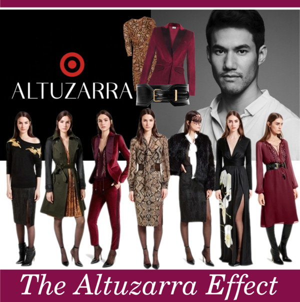 Altuzarra for Target Has Arrived