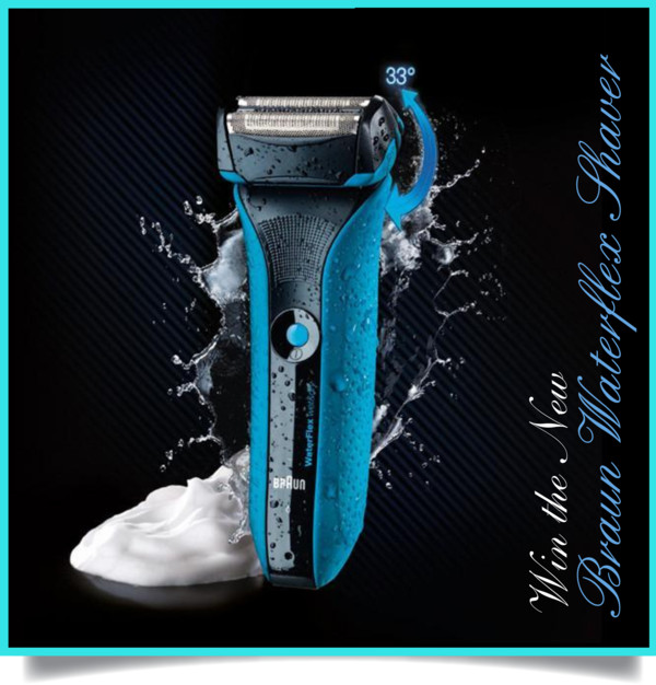 Braun Waterflex Shaver Contest