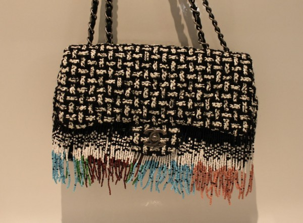 Chanel Bag with Fringes 2