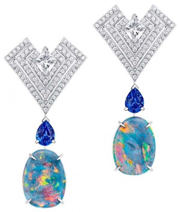 Louis Vuitton Opal Jewellery