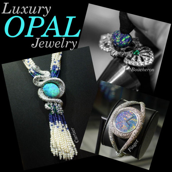 Luxury Opal Jewelry