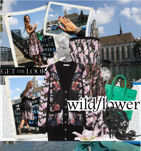 Sandra Bauknecht in Givenchy-My Look_Wild Flower