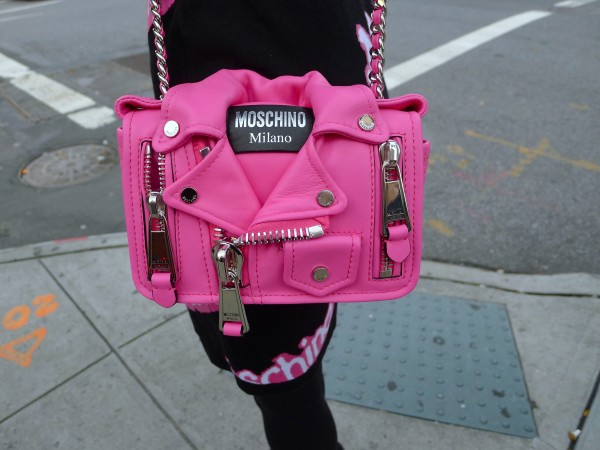 1Moschino Barbie Bag