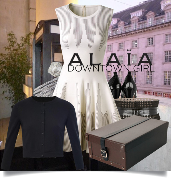 Alaïa Downtown Girl
